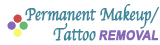 permanent makeup/tattoo removal